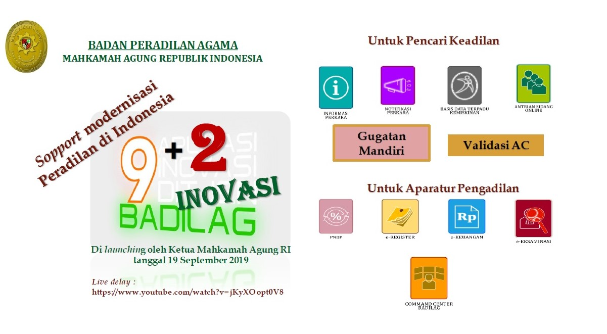 program badilag1