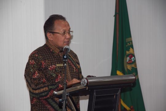 Sekretaris MA Membuka Sosialisasi Pengembangan Sistem e-SAKIP