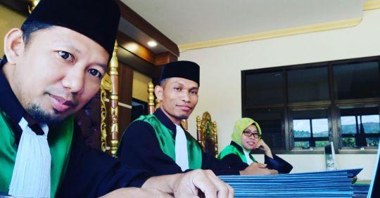 Dua Hakim PA Kolaka Promosi Pimpinan