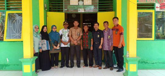Sidang Keliling, Majelis Hakim Pengadilan Agama Kolaka Sambangi Kabupaten Kolaka Timur