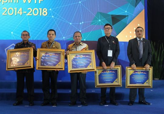 Mahkamah Agung Kembali Mendapatkan WTP Kelima Kalinya Dari Tahun 2014-2018