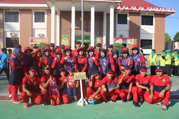 PA Kolaka Ikuti Beragam Kegiatan Olahraga dan Seni di PTA Sulawesi Tenggara