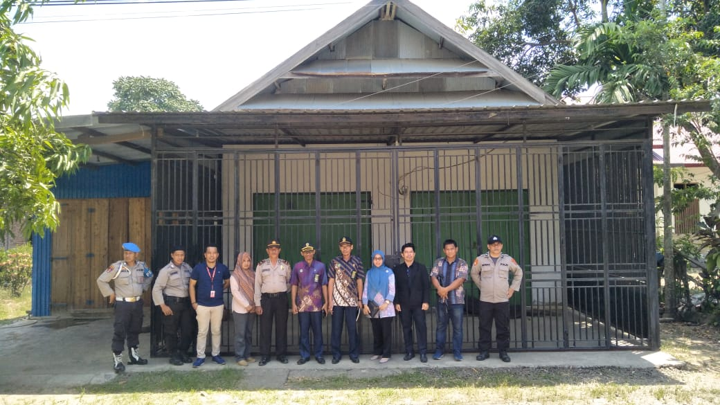 Pastikan Objek Sengketa Gono-Gini, Majelis Hakim PA Kolaka Lakukan Sidang di Lokasi
